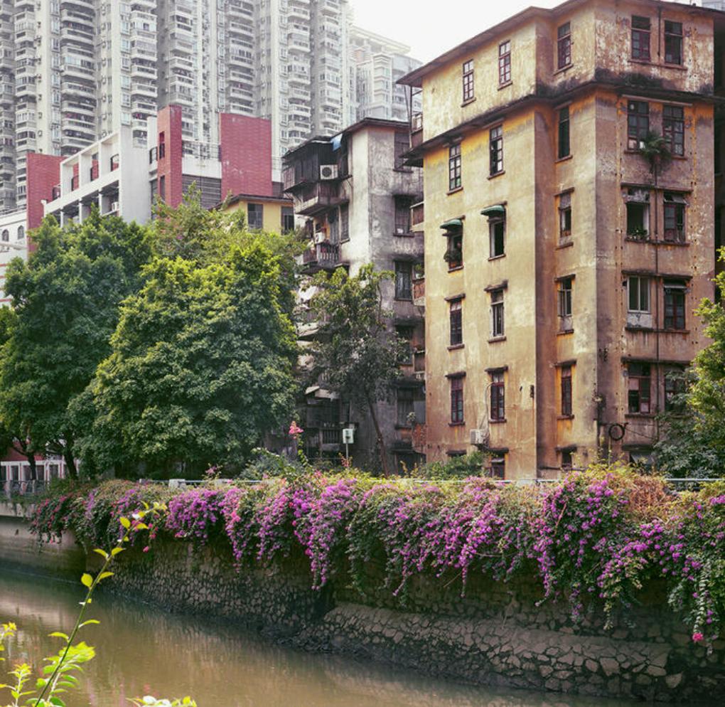 Photo de Laurent Gueneau, exposition Maison de La Chine