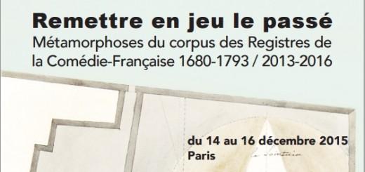Colloque_Registres_Comédie_Française