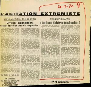 26 mars 1970