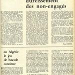 Algérie 1964 Daniel Guérin