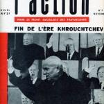 Fin de l'ère Khrouchtchev 1964