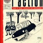 L'Action, couv mai 1964