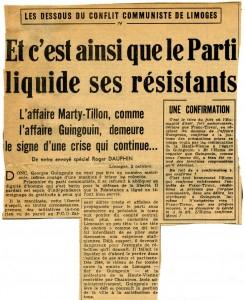 2 octobre 1952