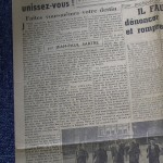 Article Jean-Paul Sartre juin 1948 jeunes europes