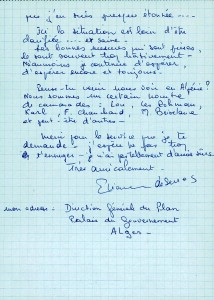 Lettre Eliane de Serres (2) verso