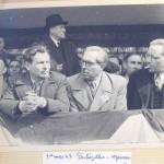 Marceau Pivert - Yves Dechezelles 1er mai 1947