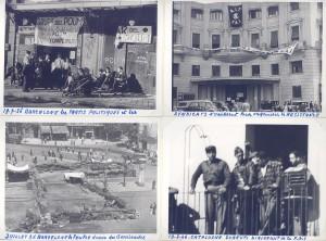 Barcelonne 1936 POUM FAI Durriti