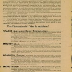 Elections legislatives 11 mai 1924 - tract cartel des gauche p3