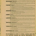 Elections legislatives 11 mai 1924 - tract cartel des gauche p4
