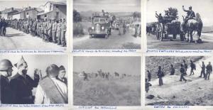 Espagne  Juillet 1936 au front Durriti miliciens