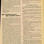L'insurgé - publication clandestine Lyon - octobre 1942 verso