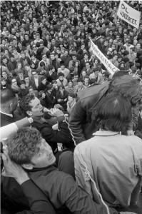 Mai 68 Jacques Bleibtreu - Dany Cohn-Bendit