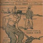 La Guerre sociale Gaston couté