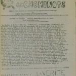 Tract PCI La Lutte des cheminots grève avril 1947 recto