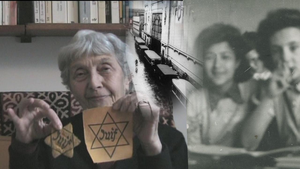 Jenny Plocki, au temps de Vichy, antisémitisme de l'Etat et récit de la rafle du Vel d'Hiv