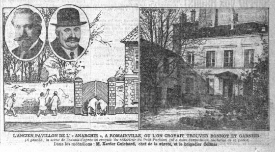Bandits tragiques, Bande à Bonnot