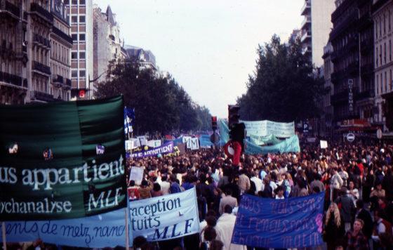 manif femmes 1979
