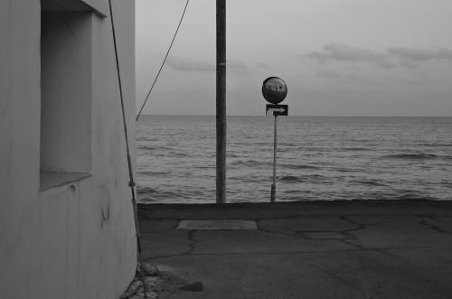 À Larnaca (République de Chypre)