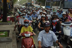 Saigon (Ho Chi Minh Ville) 2010