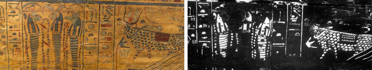 Scientific imaging for cultural heritage / Images scientifiques pour le patrimoine