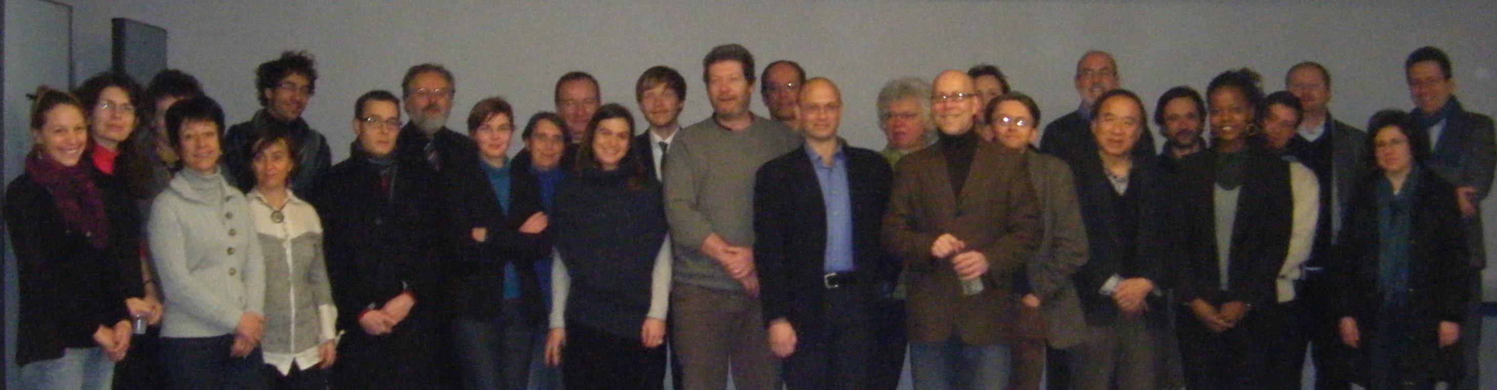 comité pilotage 2012