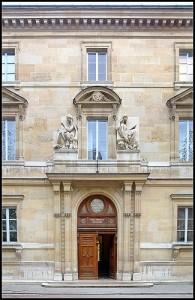 Paris, école normale supérieure par Uolir