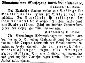Neue Freie Presse (11.10.1911)