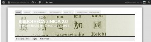 Bibliotheca Sinica 2.0 [Screenshot]