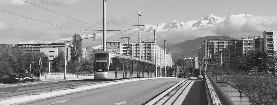 Grenoble, tram ligne C par : Nayvi Barrera 22-05-2017