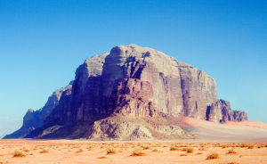 Wadi Rum (©Wikimedia Commons)