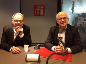Christian-Georges Schwentzel et Pierre-Édouard Deldique