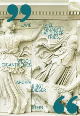 Auszug aus den Pergamon Poems nach Gerhard Falkner