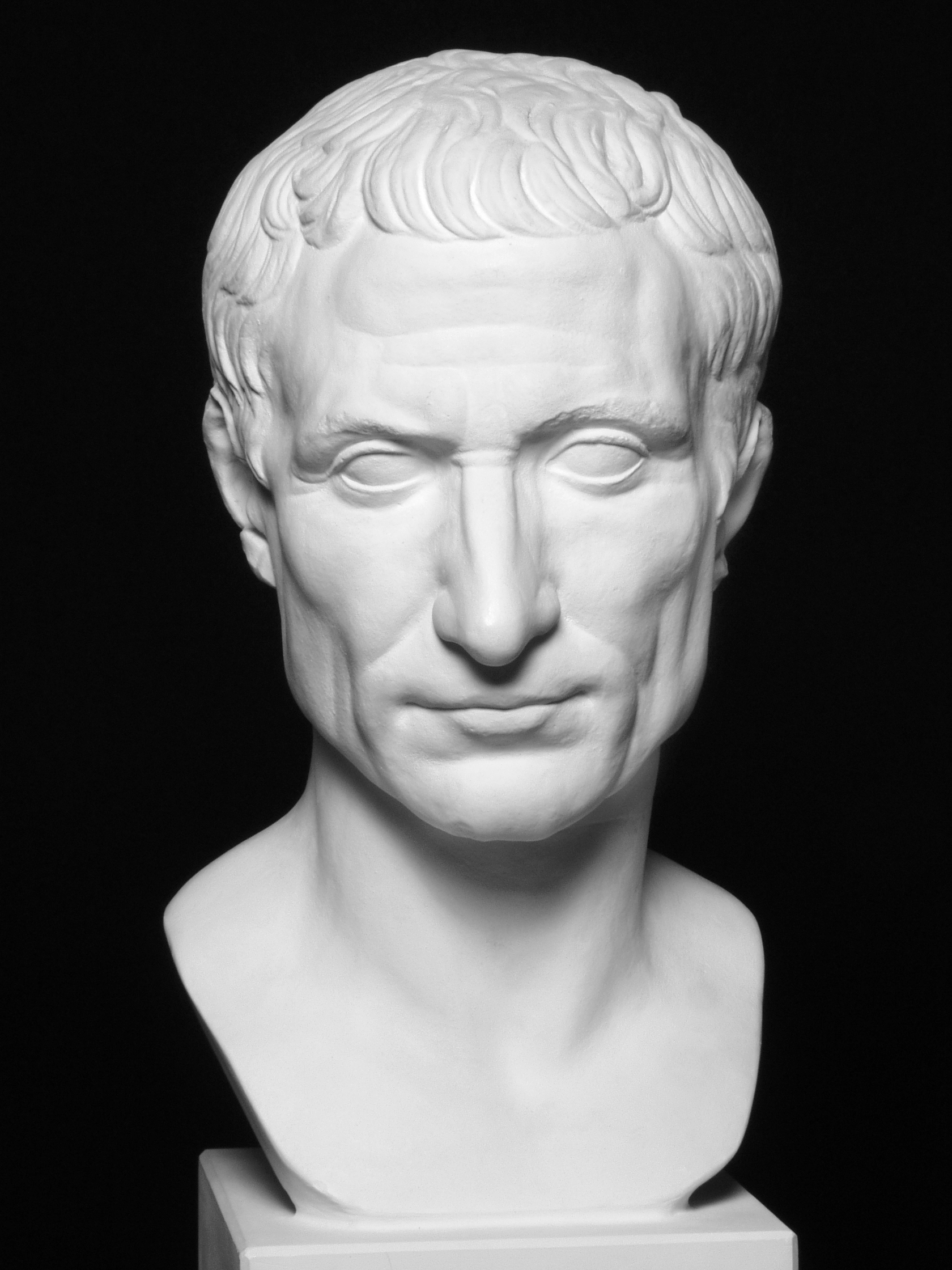 guter, schlechter, lei... Octavius Julius Caesar