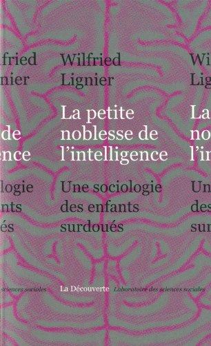 petite noblesse de l'intelligence