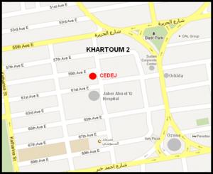 map CEDEJ