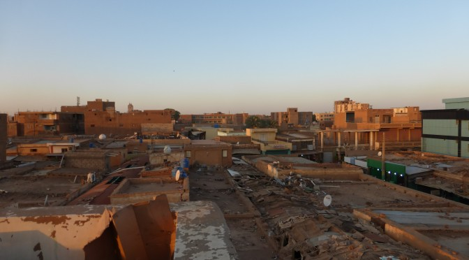 Publication – Khartoum, A changing capital, By Alice Franck and Claude Iverné
