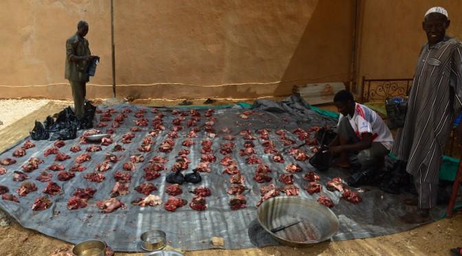 PUBLICATION – La mort animale rituelle en ville Une approche comparée de la « fête du sacrifice » à Istanbul, Khartoum et Paris – Par Alice Franck, Jean Gardin et Olivier Givre