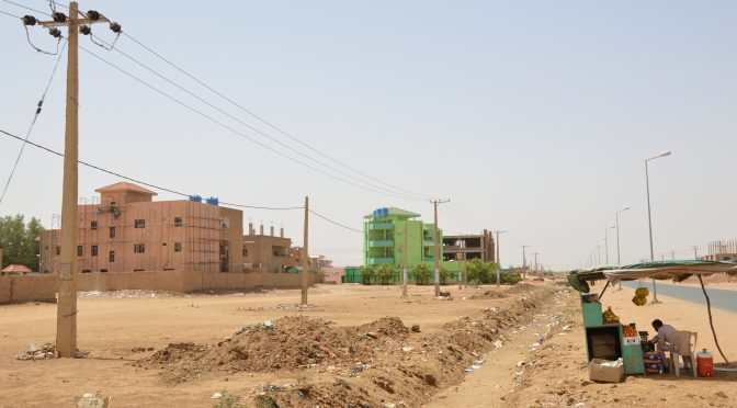 Publication in the Canadian Journal of African Studies of a special dossier on Sudan – «Rethinking Sudan Studies after 2011»