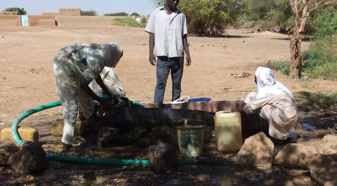 SOUTENANCE DE THESE DE LAURE CROMBE – «Enjeux d'échelles, enjeux politiques : l'approvisionnement et l'accès à l'eau dans les quartiers périphériques du Grand Khartoum (Soudan)»