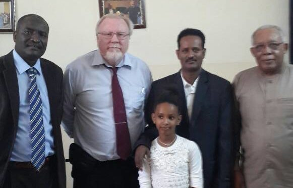 Dr Netsereab Andom's thesis defense on Irregular youth migration from Eritrea