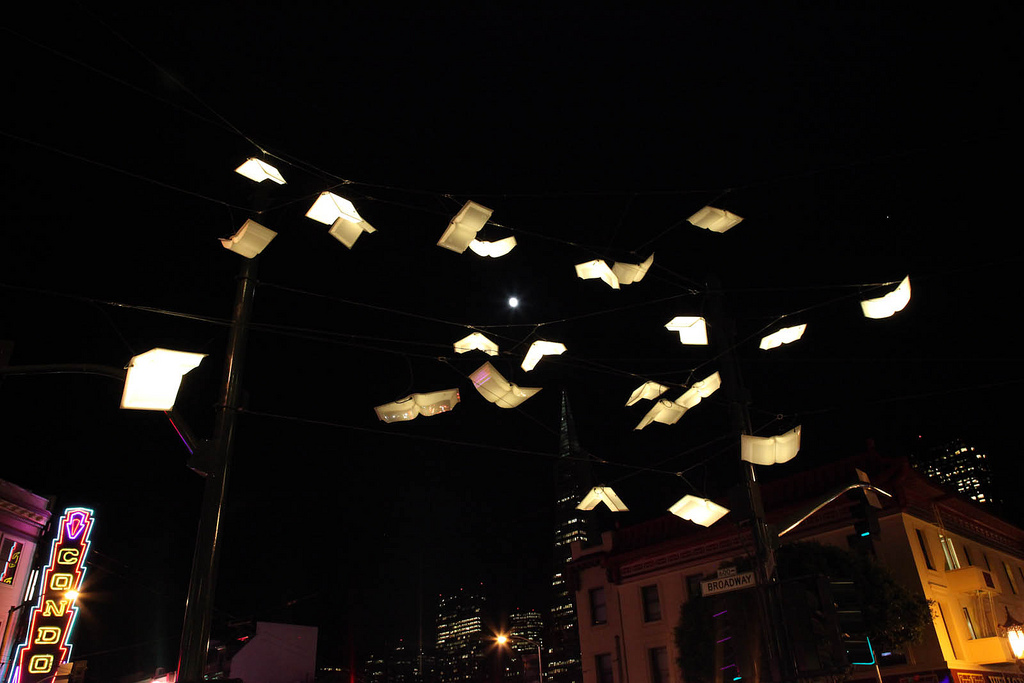 Aaron Butler, Flying Books.