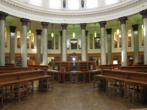University Library (Foto: Christian Lohmer, 2013)