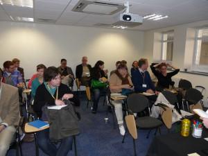 Session 112 (Foto: Christian Lohmer, 2013)