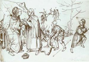 Hans_Burgkmair_d._Ž._-_Gypsies_in_the_Market_-_WGA03696