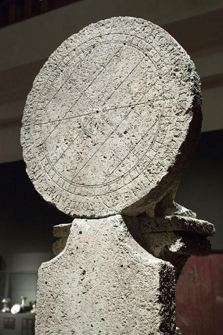 Bild 9: Die Sphaera von St. Emmeram Vorderseite (Quelle Wikimedia Commons, Nutzer 'Zde', Lizenz CC BY-SA 4.0)