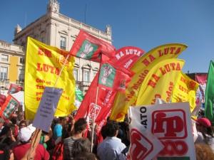 Manifestação 29 de Septembro, Lisboa