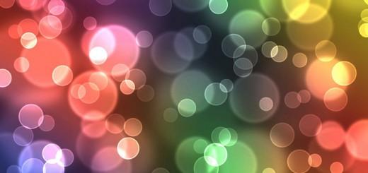 Imagen círculos de colores