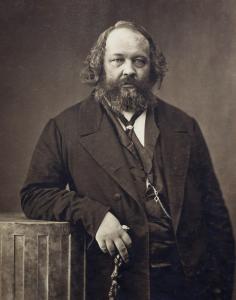 Bakunin Portrait