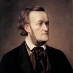 Richard Wagner. Portrait von Caesar Willich (ca. 1862)