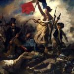 Liberté guidant le peuple (Eugène Delcroix, 1830)